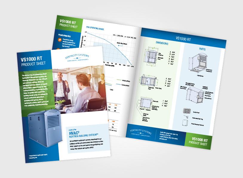 Ventacity – Product Sheets