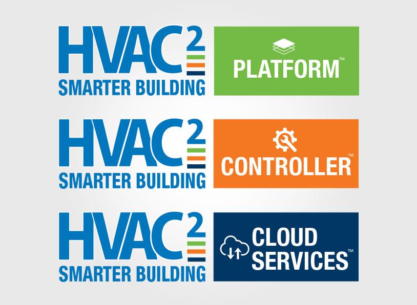 Ventacity –Smarter Building Logo Series