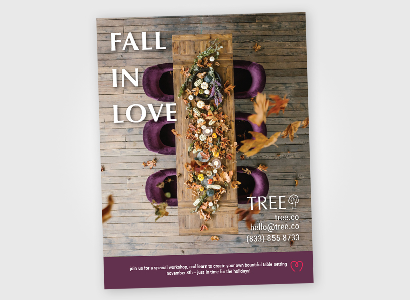 Magazine Ad – TREE